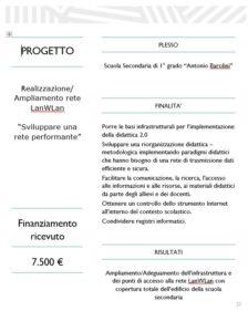 progetto pon 1 imm